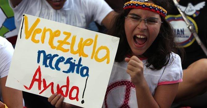 Piden a Venezuela que libere a manifestantes