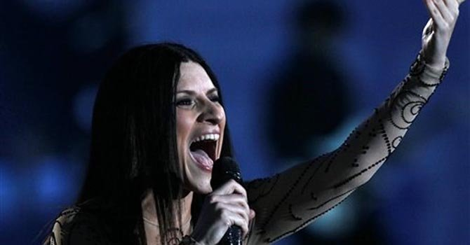 Laura Pausini, vertiginosa gira por Estados Unidos