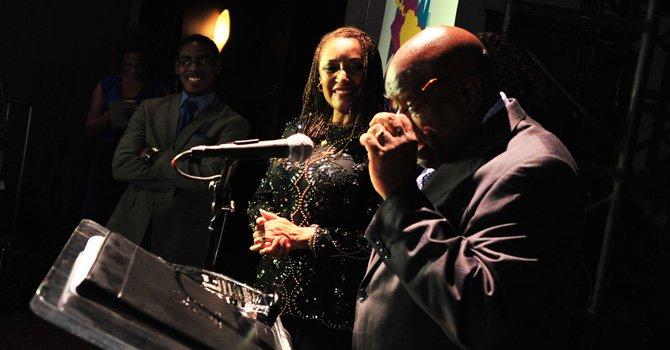 Gobierno de DC premia a latinos afrodescendientes