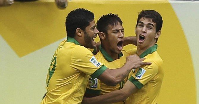 Brasil no experimentará con mundialistas