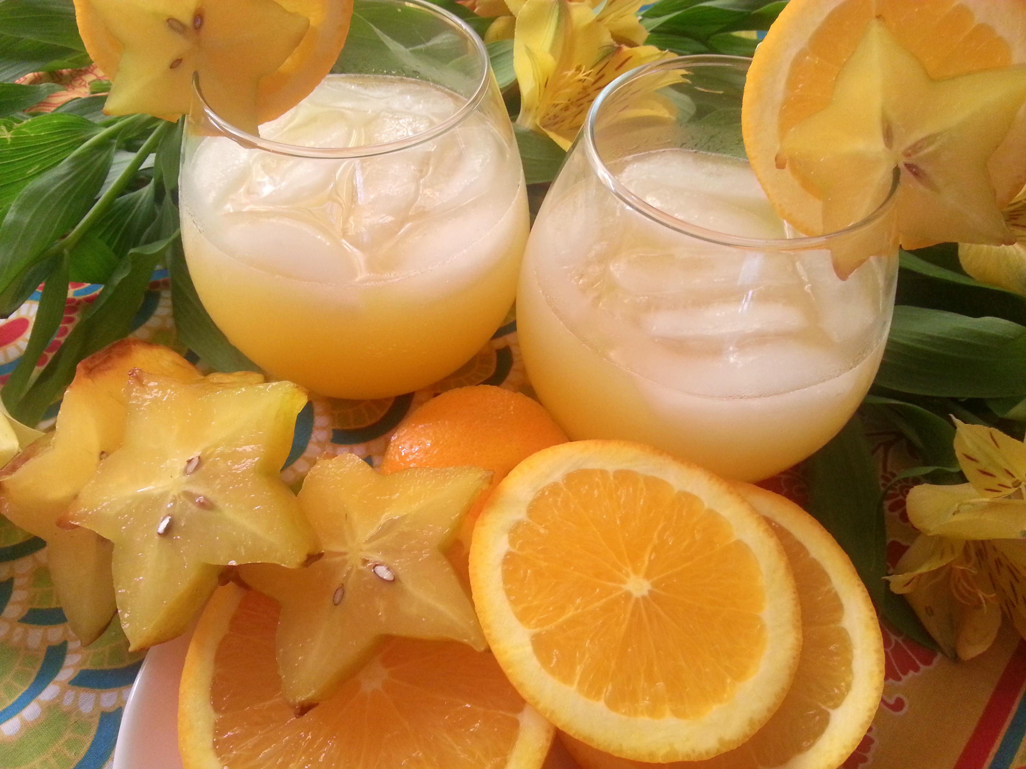 Naranjada Natural