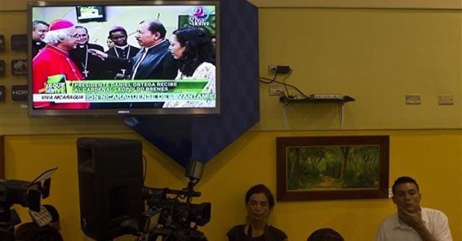 Nicaragua: reaparece el presidente Ortega