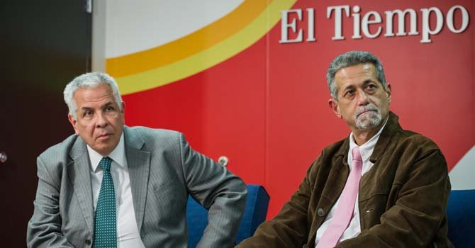 Entrevista con dos diputados opositores venezolanos