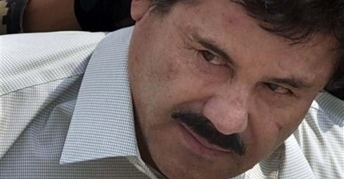 """Trasladan a """"El Chapo"""" a la corte para iniciar juicio en EE.UU."""