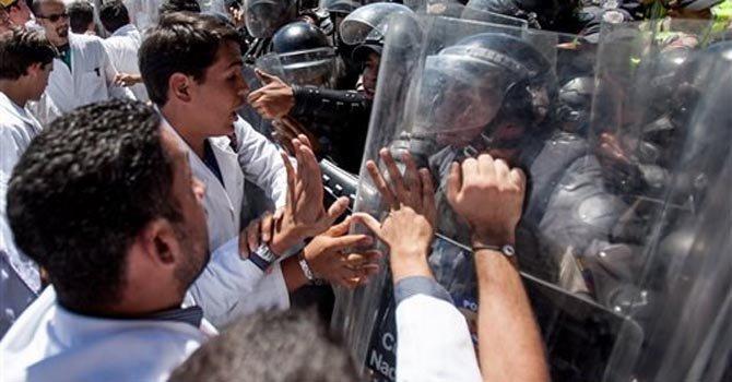 Venezuela: muere líder estudiantil tras protesta
