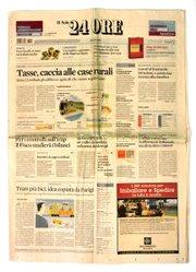 """El invento de kanof. El Alquiler Automático de Bicicletas. """"IL SOLE 24 ORE"""". Un artículo en la portada del diario económico italiano, publicado en 2007, habla del concepto de """"bike-sharing"""" inventado por Kanof en 1988. Sin embargo, """"no resolvió ni los problemas del daño ambiental ni la congestión del tráfico. Por el contrario, mi último invento los resuelve"""". dice el ingeniero."""