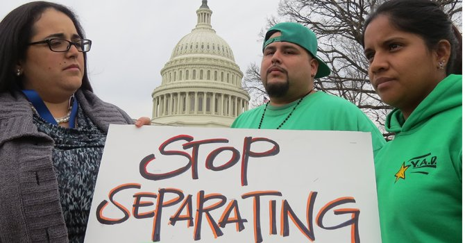 Undocumented Immigrants in MD and VA will be watching