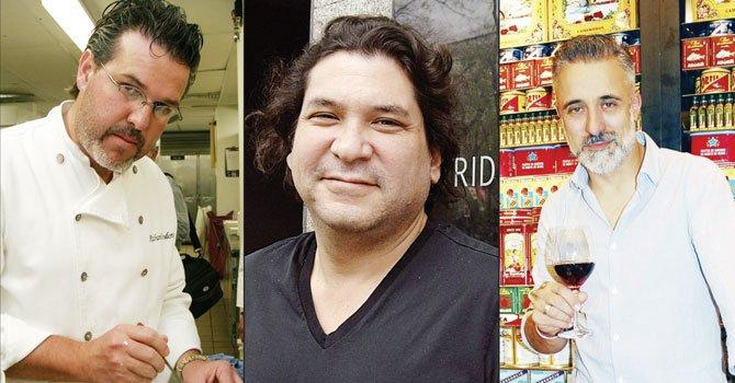 El chef global cocina en español