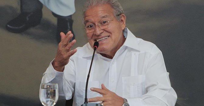 El Salvador: Sanchez Cerén ya es presidente oficial