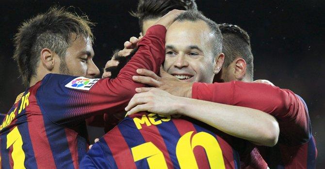 La Liga: Madrid y Barcelona calientan el clásico