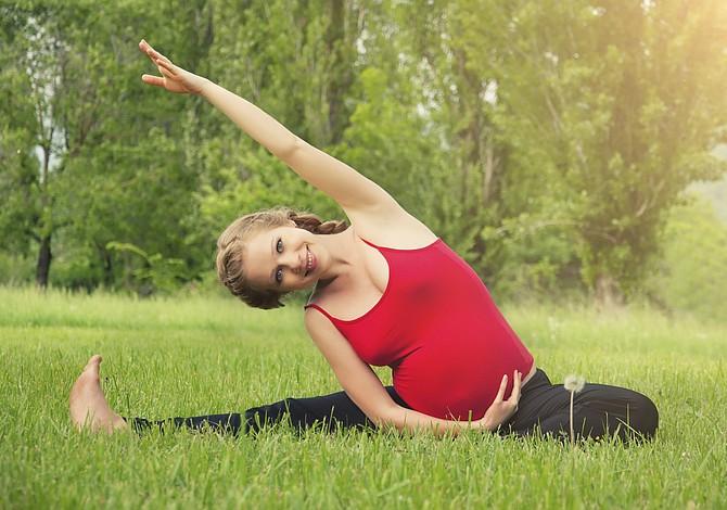 Cómo saber si el yoga prenatal es para ti