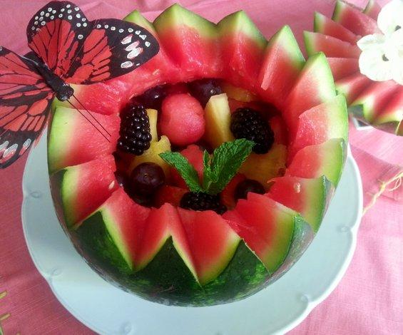 Ensalada de Fruta de Temporada