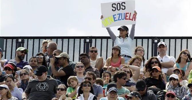 Estados Unidos justificaría sanciones a Venezuela