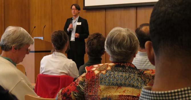Conferencia contra la pobreza en Montgomery