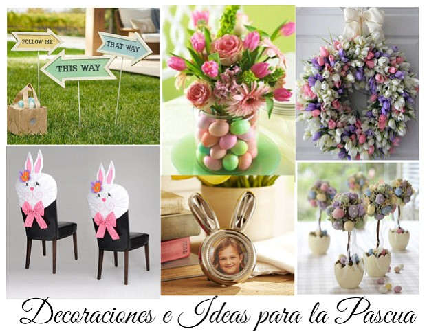 Decoraciones e Ideas para la Pascua | Boston\'s Online Hispanic ...