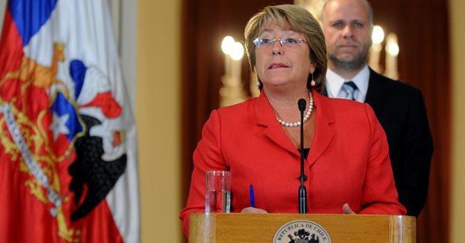 La ex presidenta de Chile Michelle Bachelet será la nueva jefa de Derechos Humanos de la ONU