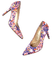 Petra Multicolored Floral PrintPumps