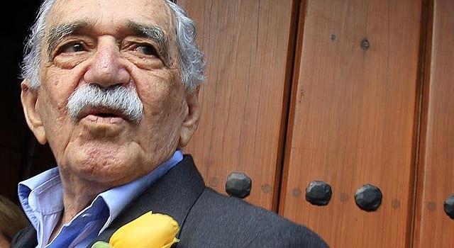 El desaparecido escritor colombiano Gabriel García Márquez.
