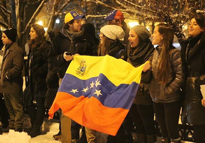 Convocan a una cadena humana por Venezuela en Boston
