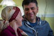 Andrea y Gustavo Ceballos cumplieron 25 años de casados en enero.