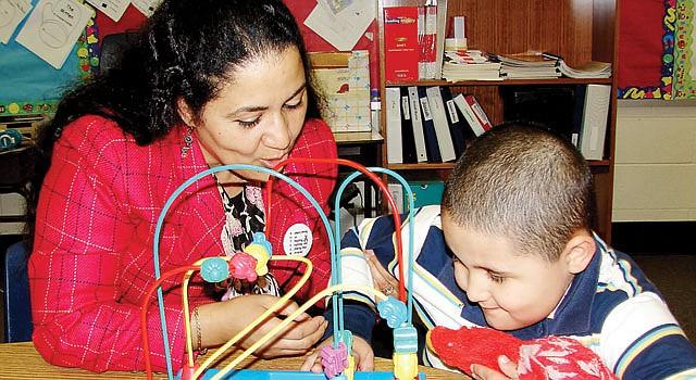 ESTUDIO. La prevalencia del autismo es menor entre los niños hispanos del país, dice el informe.