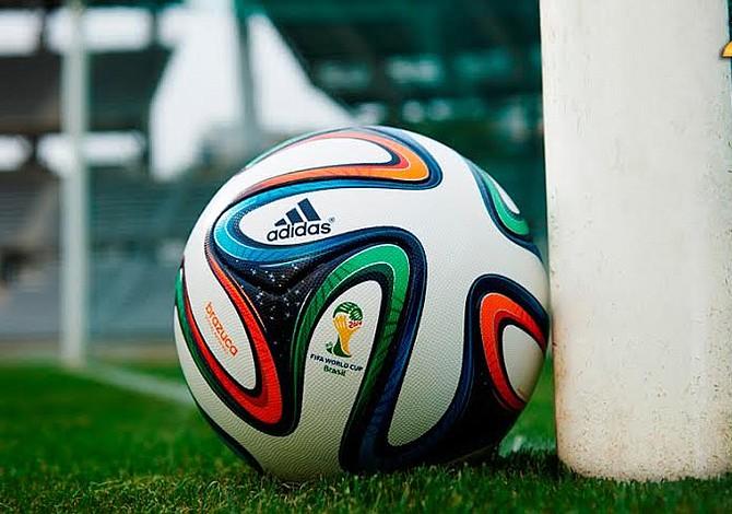 Balón del Mundial Brasil 2014 usará cámaras HD