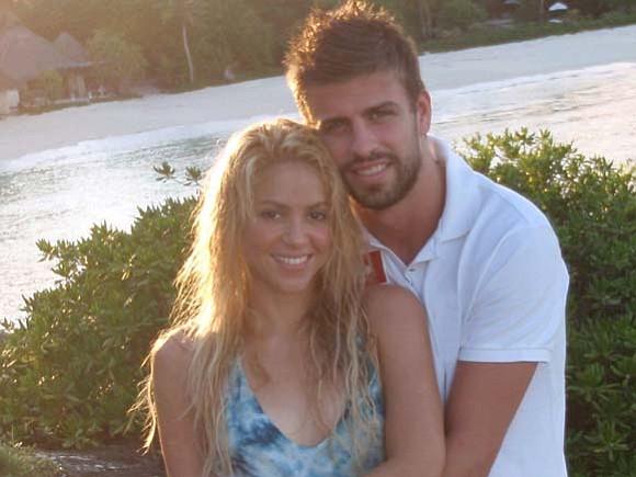 Shakira se llevó a los médicos de Boston para España