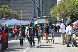 SemanaNews en el Children's Festival ...