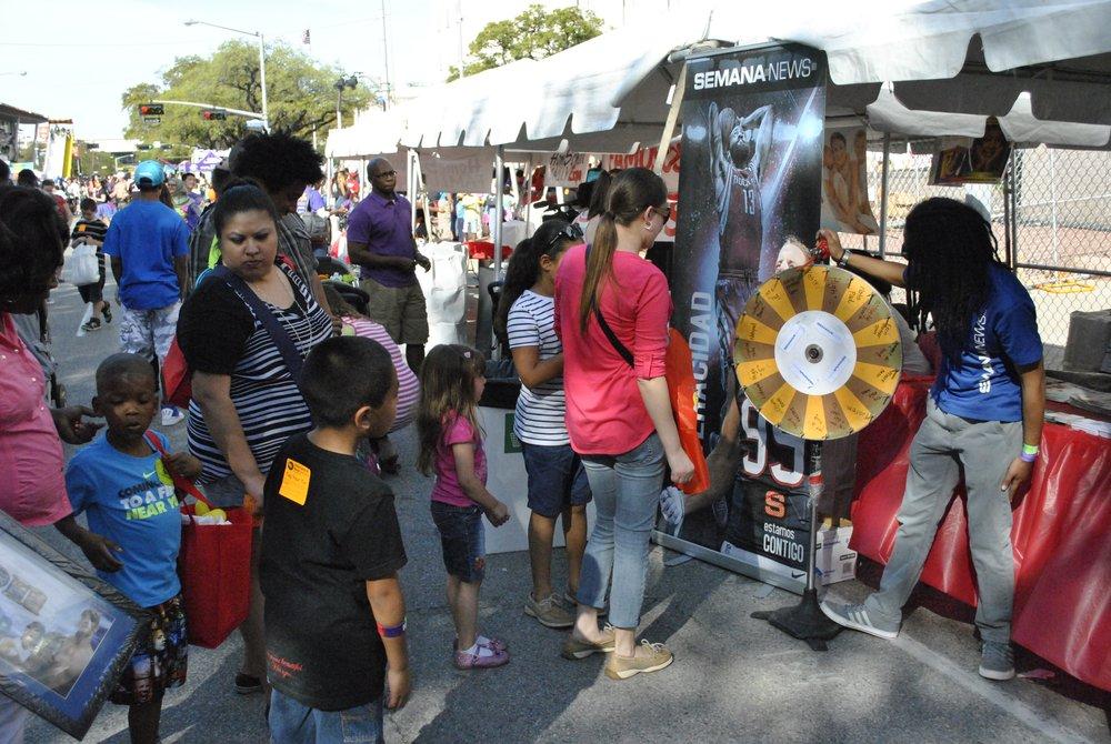 SemanaNews en el Festival Pollo Bravo 2014