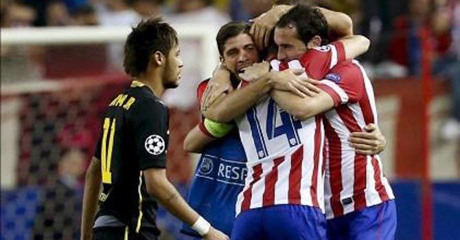 Real y Atlético, a semifinales de la Copa Europa