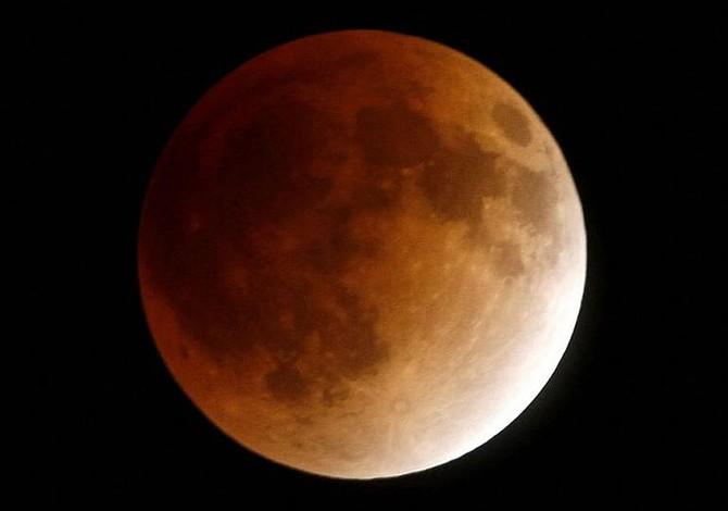 Bostonianos podremos ver el eclipse lunar el 15 de abril