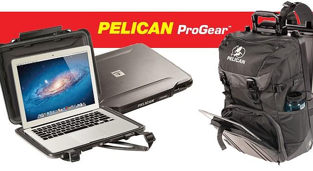 Las bolsas y portafolios Pelican dan maxima proteccion