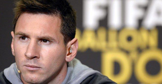 Messi ayuda contra el Mal de Chagas