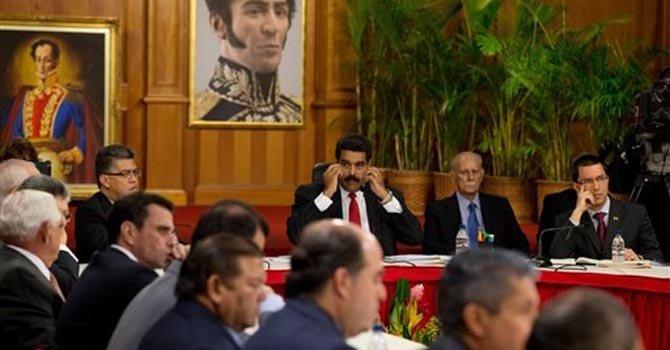Cómo inició el debate en Venezuela