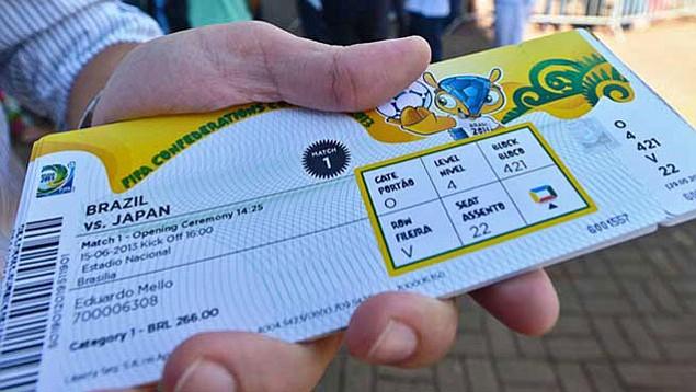Solo quedan entradas para 20 de 64 partidos del Mundial de Fútbol
