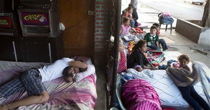 Managua: sismo tiene a población en la calle
