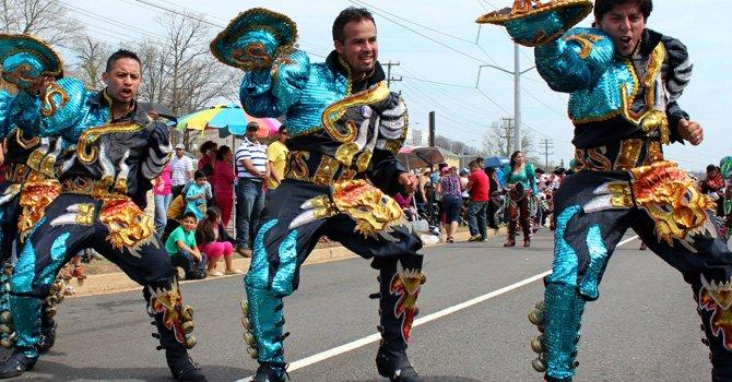 Carnaval Boliviano en Virginia