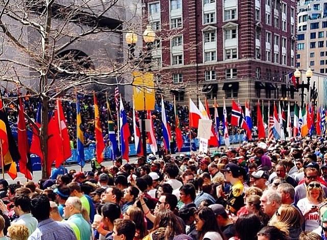 FOTOS: Maratón de Boston 2014 en imágenes