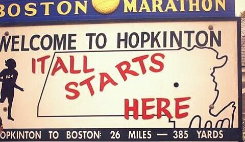 En números: curiosos detalles sobre el Maratón de Boston