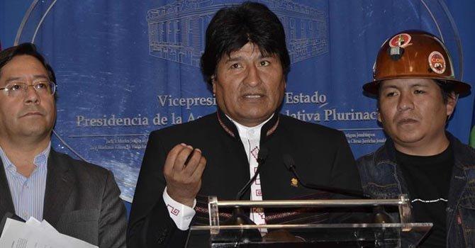 Patronal boliviana rechaza aumento de salarios