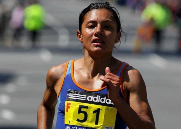 Atleta colombiana Yolanda Caballero no vino a Boston