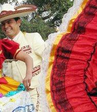 Competencia de bailes folklóricos en Old Town San Diego este 26 y 27 de abril, y el domingo 3 de mayo.  Cortesía.