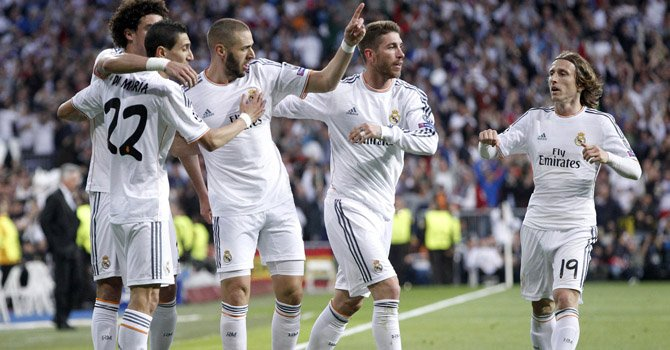 Real Madrid pega primero al Bayern