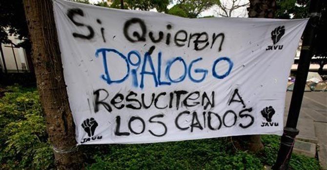 Venezuela: gobierno recibe a opositores