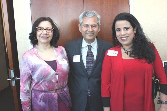 Oralia Acosta, Eduardo Crespo y Giselle Silva