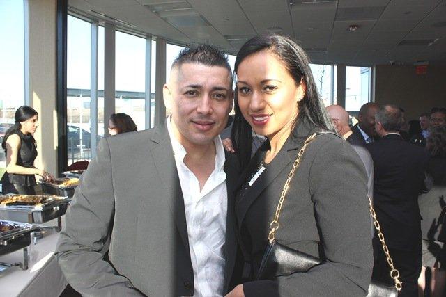 Miguel y Cristina Sánchez