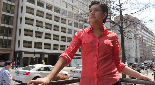 Clarissa Hernández fue fue diagnosticada con cánce a la sagre apenas dos meses después de haber llegado a EE.UU.