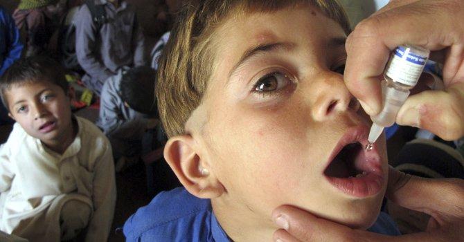Semana de vacunación de niños