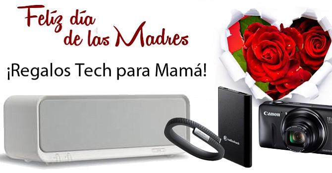 Ideas de Regalos Tech para mama  ¡Ademas Ganelos aqui!