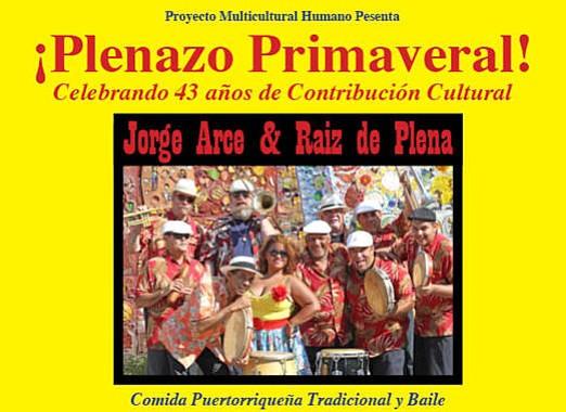 Plenazo Primaveral 2014 honrará a líderes puertorriqueños locales